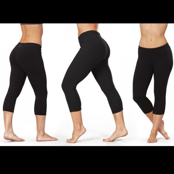 6fcc7dd83713c Bally Pants | Total Fitness Slimming Capri Leggings | Poshmark